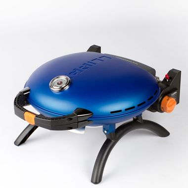 Газовый гриль O-GRILL 700T blue
